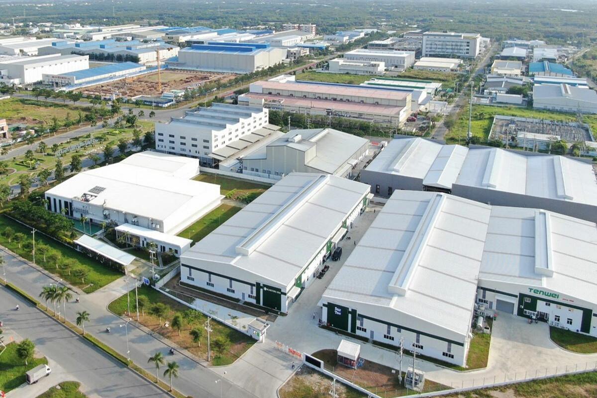 """Bất động sản công nghiệp: Đón nhiều dự án FDI """"khủng"""""""