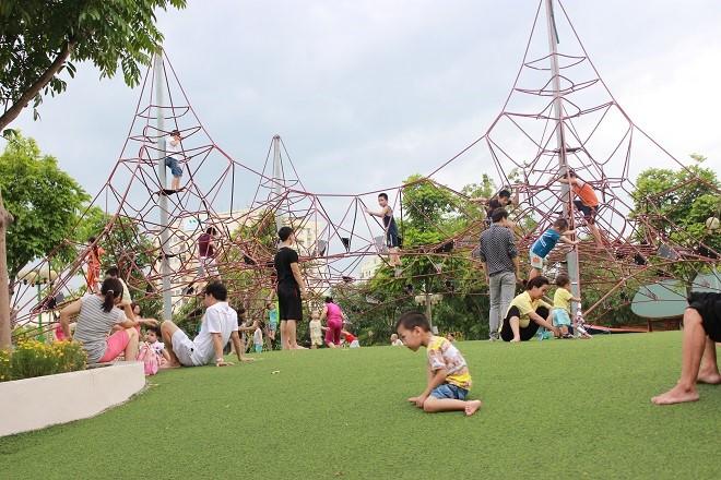 Kết quả hình ảnh cho thiết kế sân chơi trẻ em