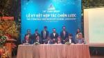 Đất Xanh ký hợp tác chiến lược với 20 đối tác