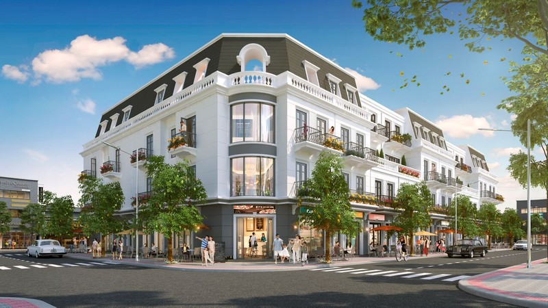 Vincom Retail chính thức ră mắt Vincom Shophouse Sa Đéc