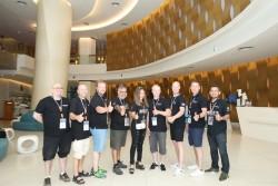 DIFF 2019: Đội Ý và Phần Lan đã tới Đà Nẵng chuẩn bị tranh tài