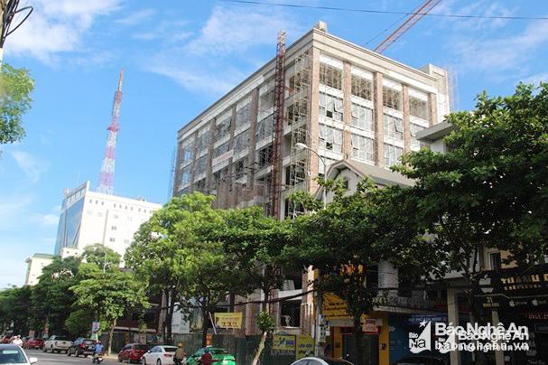 Nghệ An: Điều chỉnh, hủy bỏ quy hoạch ban đầu 5 dự án chung cư