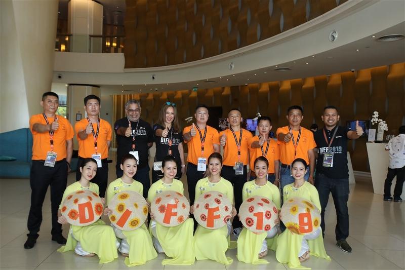 Hai đội pháo hoa cuối cùng của DIFF 2019 đã có mặt ở Đà Nẵng