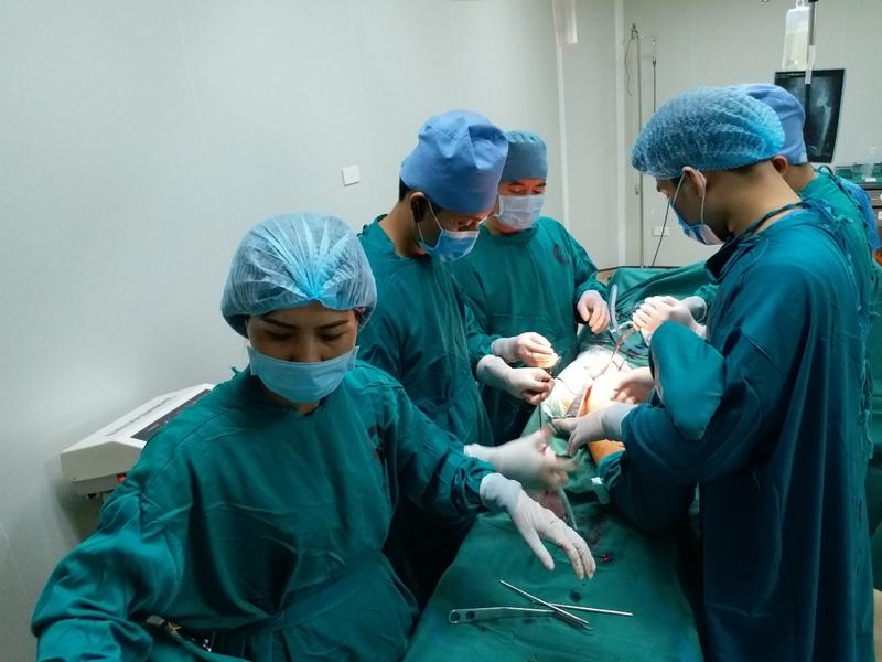 Bệnh viện Đa khoa tỉnh Vĩnh Phúc: Nâng cao chất lượng khám chữa bệnh