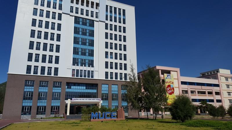 Trường Đại học Xây dựng miền Trung: 43 năm xây dựng và phát triển
