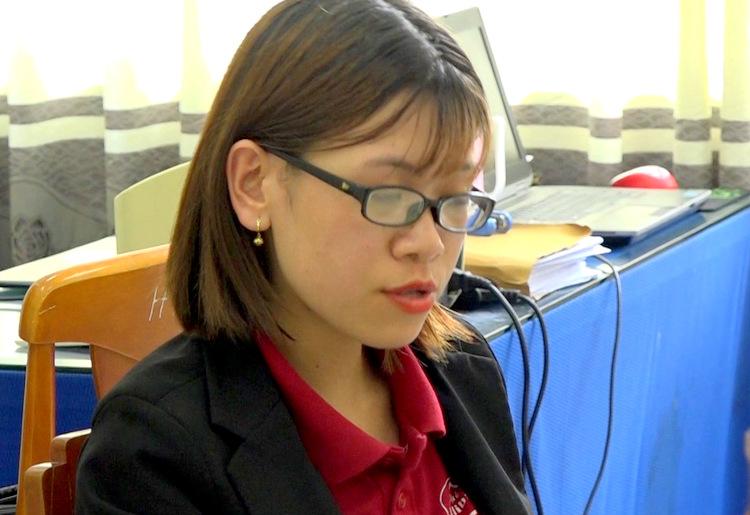 Nữ nhân viên Công ty địa ốc Alibaba bị bắt giam