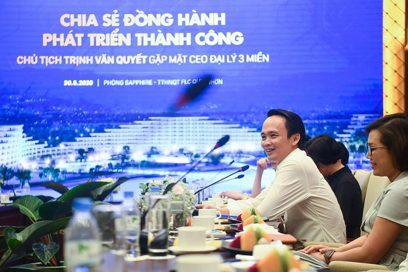 flc tai khoi dong thi cong mang bat dong san sau dai dich