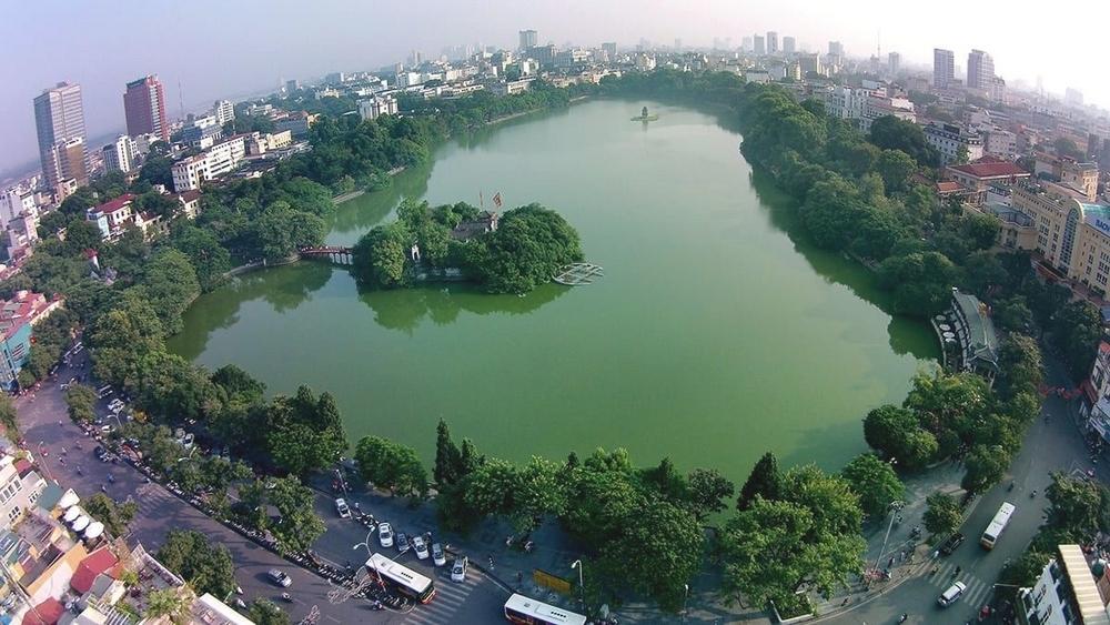 Phát động cuộc thi Thiết kế cột mốc Km 0 hồ Hoàn Kiếm