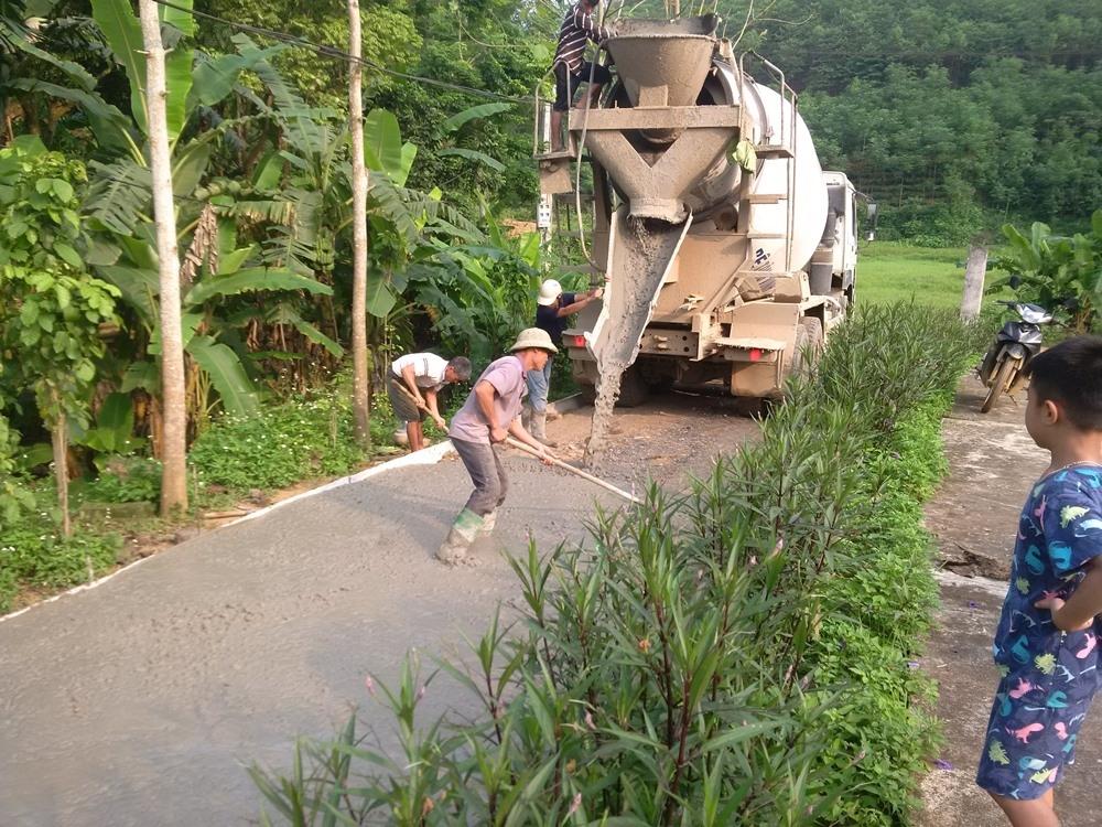 Yên Bái: Hiệu quả từ phong trào xây dựng Nông thôn mới