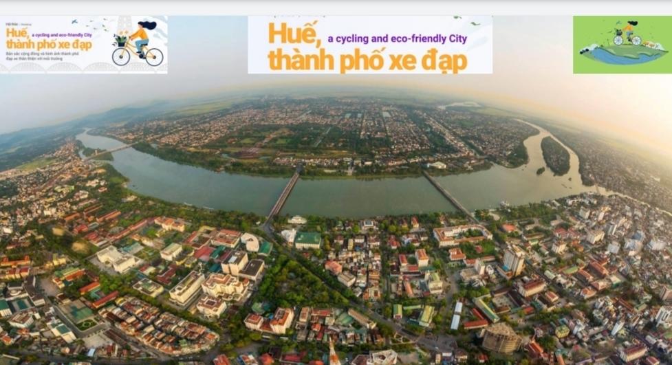 Xây dựng thành phố Huế trở thành Cycling City