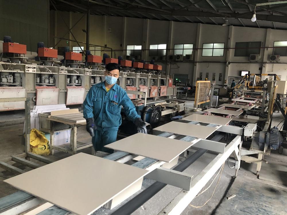 Viglacera Tiên Sơn: Hướng tới thị trường xuất khẩu