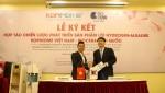 Korihome Việt Nam hợp tác với Hàn Quốc trong việc phát triển lõi Hydrogen Alkaline