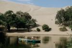 'Phép lạ' ở thị trấn nằm giữa sa mạc khô cằn nhất thế giới