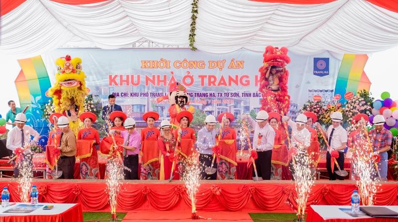 Dự án Khu đô thị mới Trang Hạ - Tâm điểm mới của thị trường bất động sản Bắc Ninh