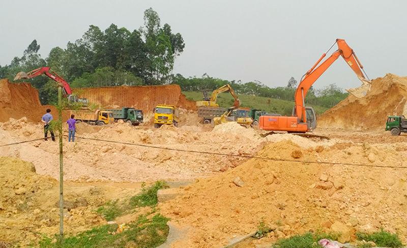 Bổ sung mỏ cao lanh-felspat tỉnh Phú Thọ vào quy hoạch và danh mục không đấu giá quyền khai thác khoáng sản