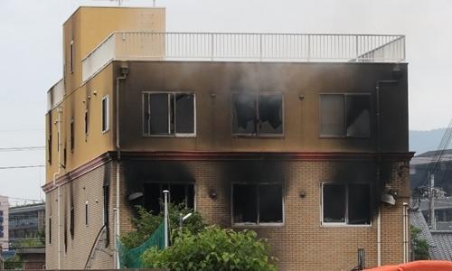 Nghi phạm phóng hỏa xưởng phim Nhật là người sống khép kín và nóng nảy
