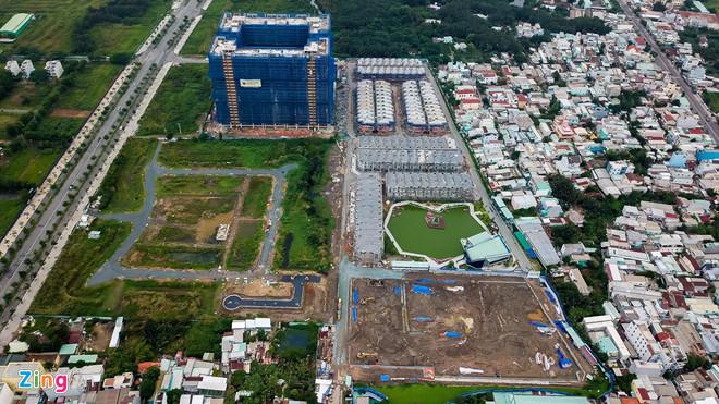 HoREA chỉ ra điểm nghẽn của 130 dự án bất động sản tại Sài Gòn