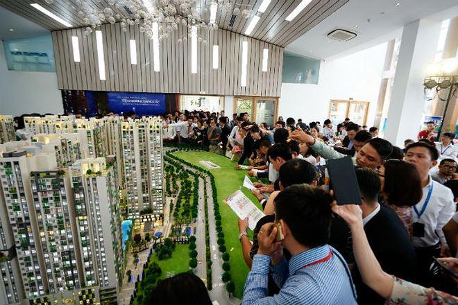 TP.HCM phát triển 2,6 triệu m² sàn nhà ở