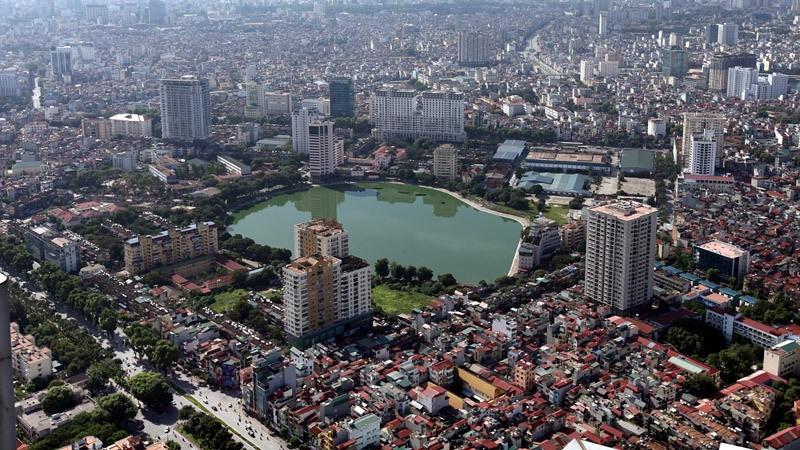 Kiểm soát hệ số sử dụng đất đô thị