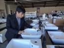 Chuẩn bị xuất khẩu sứ vệ sinh, sen vòi thương hiệu VIGLACERA sang thị trường Australia