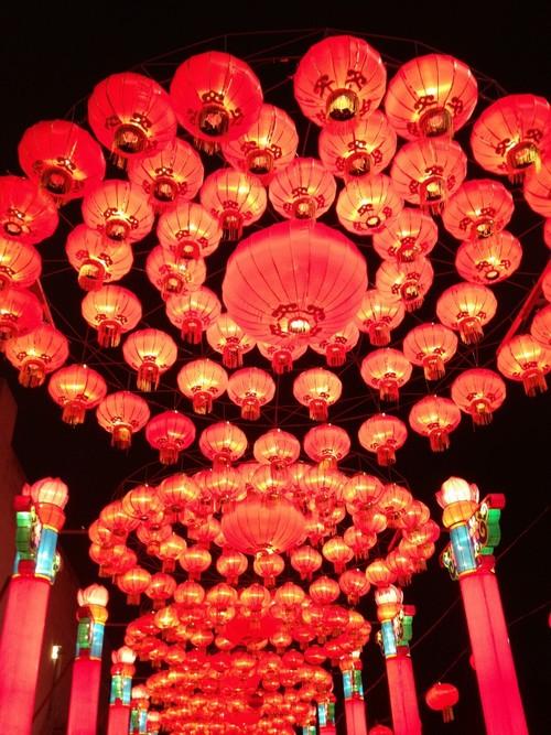 103347baoxaydung 5 Rực rỡ đèn lồng Hội An kỷ lục tại Asia Park Đà Nẵng