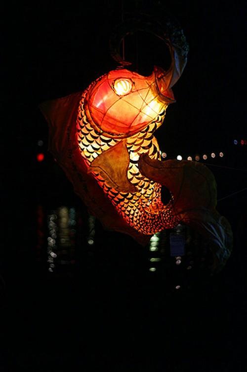 103347baoxaydung 6 Rực rỡ đèn lồng Hội An kỷ lục tại Asia Park Đà Nẵng