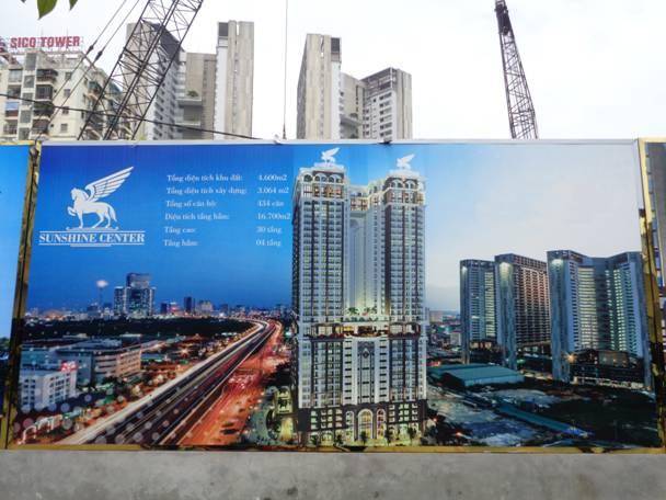 Biệt thự vườn Mai Trang Tower tại cạnh bến xe Mý Đình có thêm người chủ đầu cơ mới
