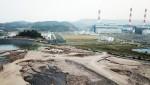 Quảng Ninh: Tro xỉ thải nhà máy nhiệt điện tiêu thụ khó