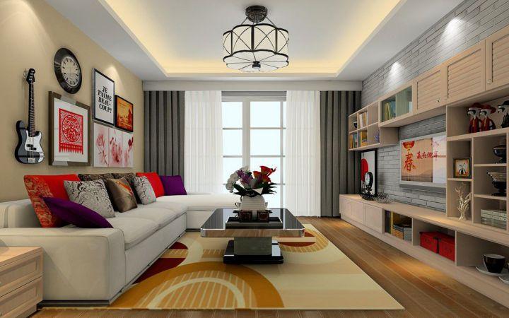Những nguyên tắc khi thiết kế nội thất căn hộ chung cư