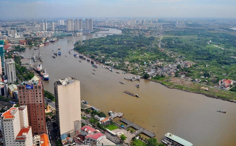 Góp ý Đề xuất dự án quản lý tích hợp ngập lụt đô thị TP Hồ Chí Minh vay vốn ODA Đan Mạch