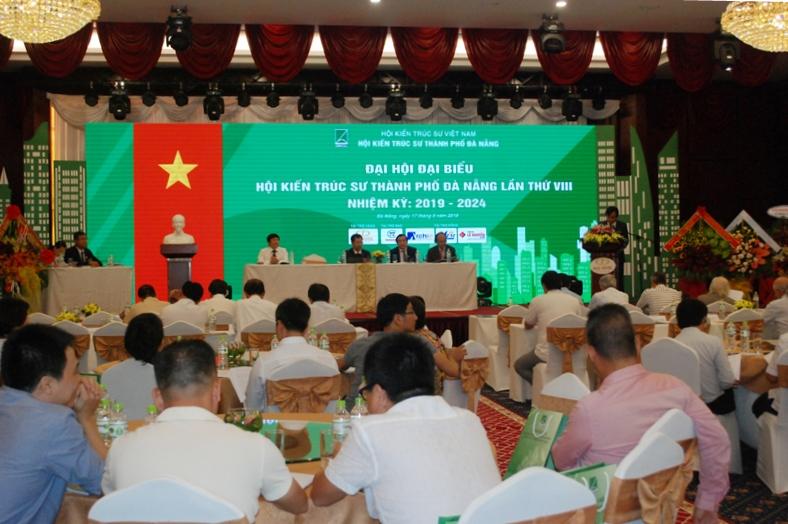 Đại hội Đại biểu Hội Kiến trúc sư TP Đà Nẵng nhiệm kỳ 2019 - 2024