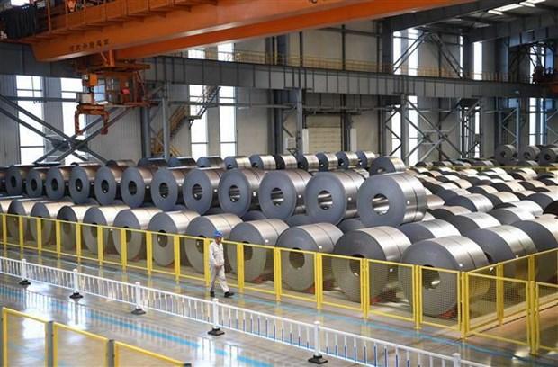 Sản lượng thép Trung Quốc dự kiến giảm mạnh trong nửa cuối năm 2019