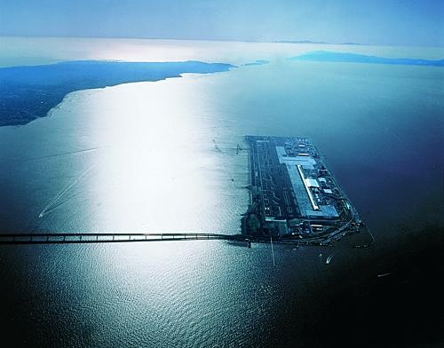 Siêu sân bay 20 tỷ USD nổi lên giữa biển ở Nhật Bản