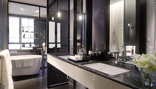 nha b 2 5698 1473407561 Thiết kế căn hộ có siêu xe lên nhà bằng thang máy