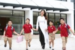 Đầu tư cho con: Môi trường sống là ưu tiên hàng đầu