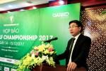 Giải Danko Golf Championship 2017 thu hút 600 gôn thủ với tổng giải thưởng 20 tỷ đồng