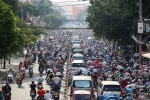 Đầu tư hạ tầng giao thông theo quy hoạch: Ùn tắc khu vực nội đô