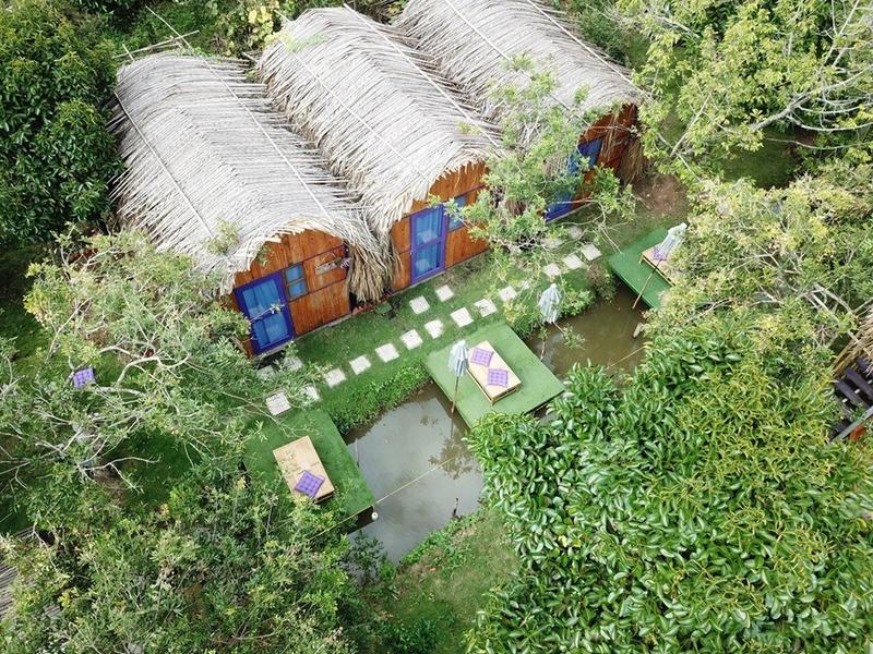 7 homestay miệt vườn miền Tây xanh mát đón mùa nước nổi