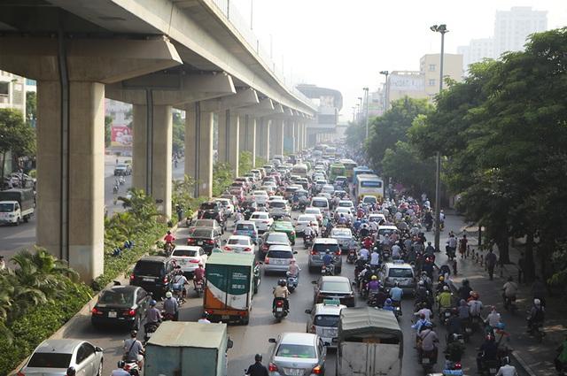 Đường dự kiến mở làn riêng cho xe buýt: Giao thông