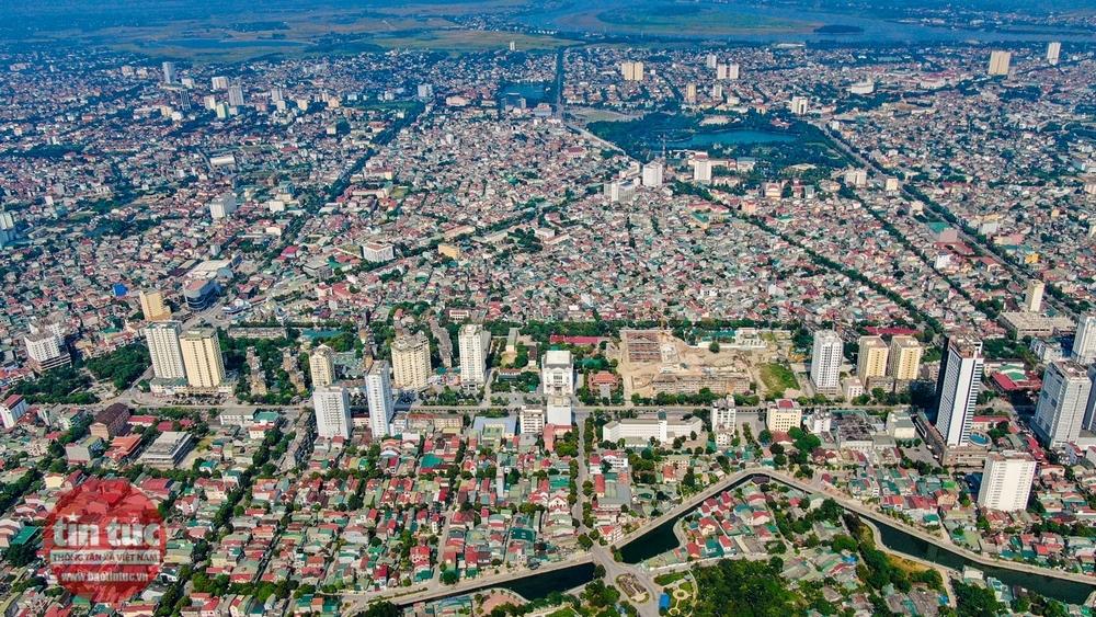 TP Vinh (Nghệ An): Trung tâm kinh tế, văn hóa vùng