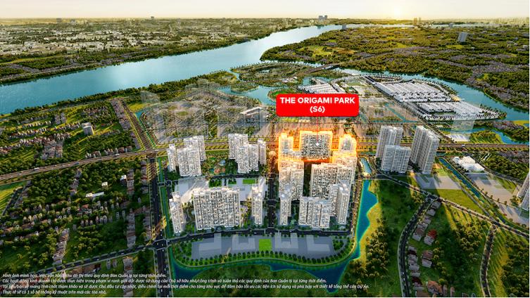 kham pha cuoc song can bang hiem co tai the origami park vinhomes grand park