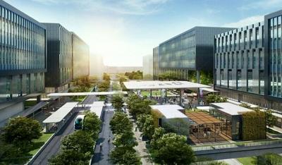 Tân Hoàng Minh đầu tư gần 3 nghìn tỷ làm dự án Khu công nghệ thông tin tập trung