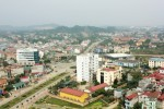 Vĩnh Yên hướng tới thành phố xanh