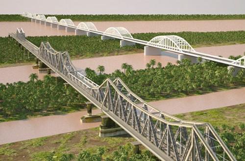 Phải hạn chế ảnh hưởng nhất tới cầu Long Biên