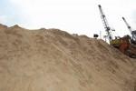 Cho phép nhập khẩu cát xây dựng từ Campuchia