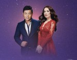 """""""Đêm tự tình"""" của cặp tình nhân âm nhạc Phi Nhung - Quang Lê"""