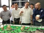Ông Nguyễn Thiện Nhân muốn người dân tham quan nhà máy xử lý nước thải