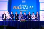 Cen D&C ra mắt thương hiệu tổng thầu nội thất Fullhouse