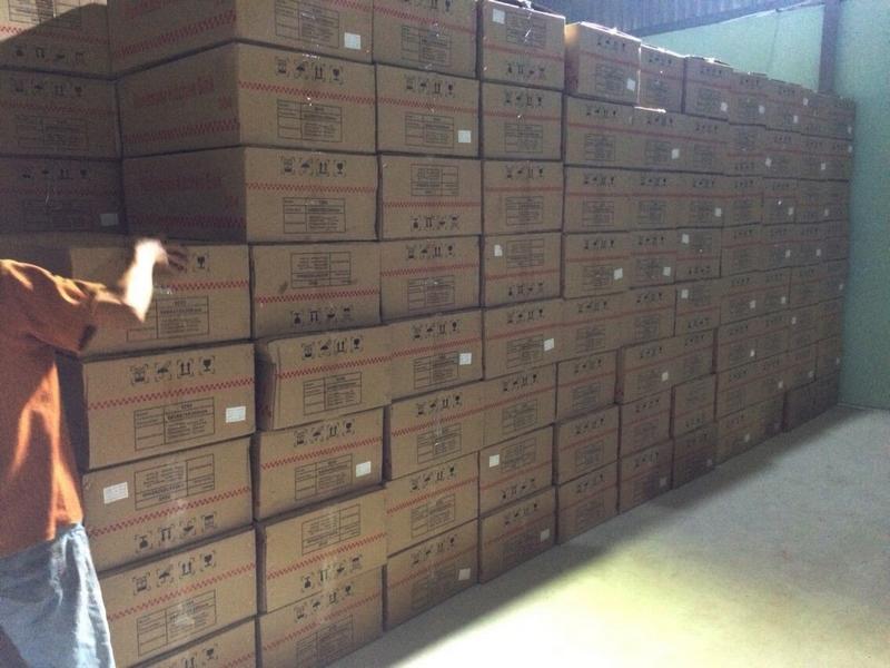"""Sứ, sen vòi nhập lậu tại thị trường Việt Nam:  """"Bắn"""" thương hiệu nào cũng được"""