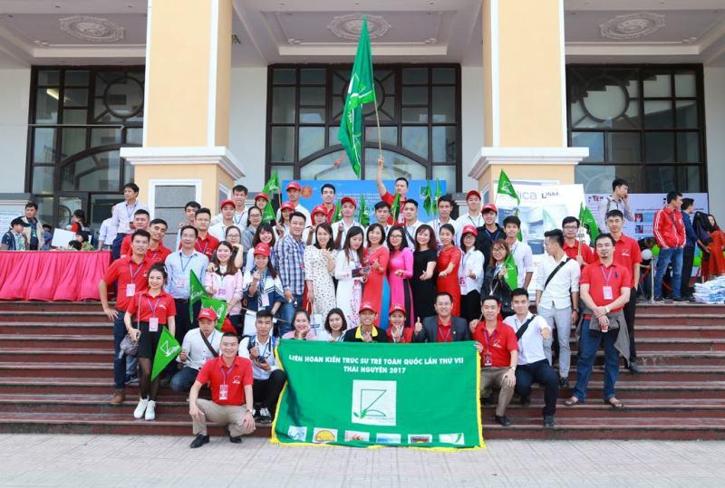 Kiến trúc sư trẻ Thái Nguyên: Nỗ lực vì sự phát triển của địa phương